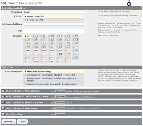 PRTG Network Monitor (DTI_NIKU)| User Manual